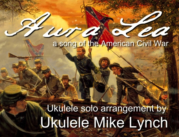 aura lea american civil war