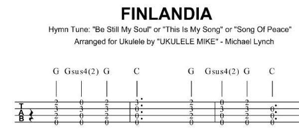 Finlandia score 11111