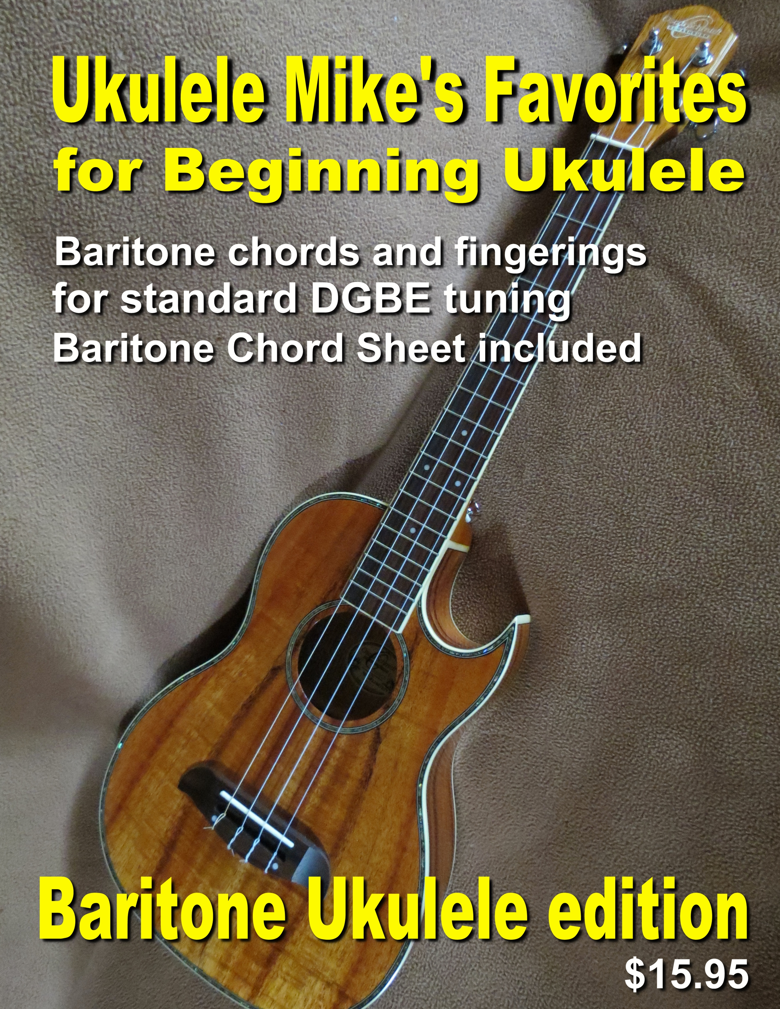 Did you recently get a baritone ukulele en check out cover logo maker hexwebz Choice Image