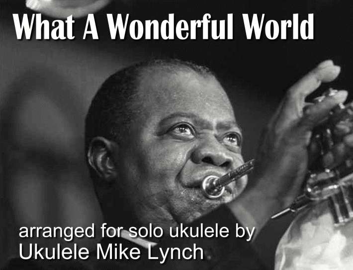 Wonderful World Louis Armstrong