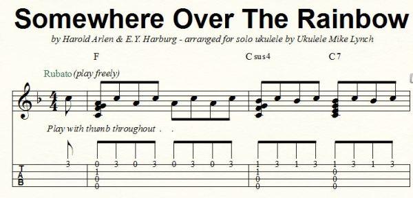 Music 1 Rubato Thumb stroke