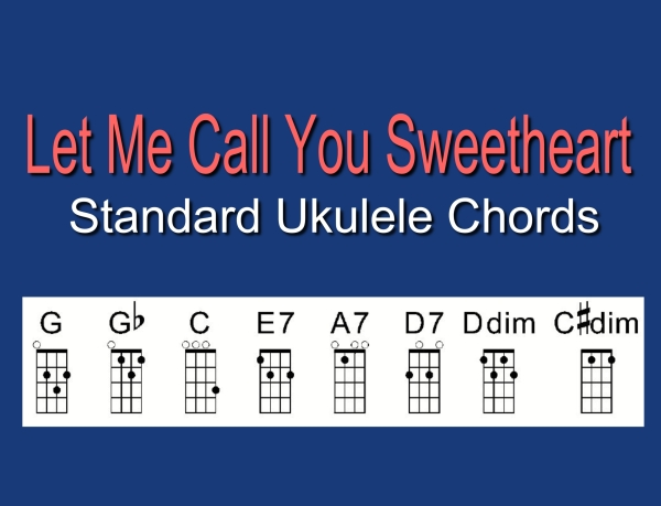 Sweetheart Chords