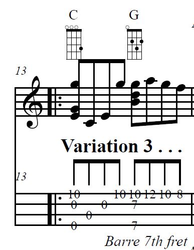 Music 3 more high inversion chords