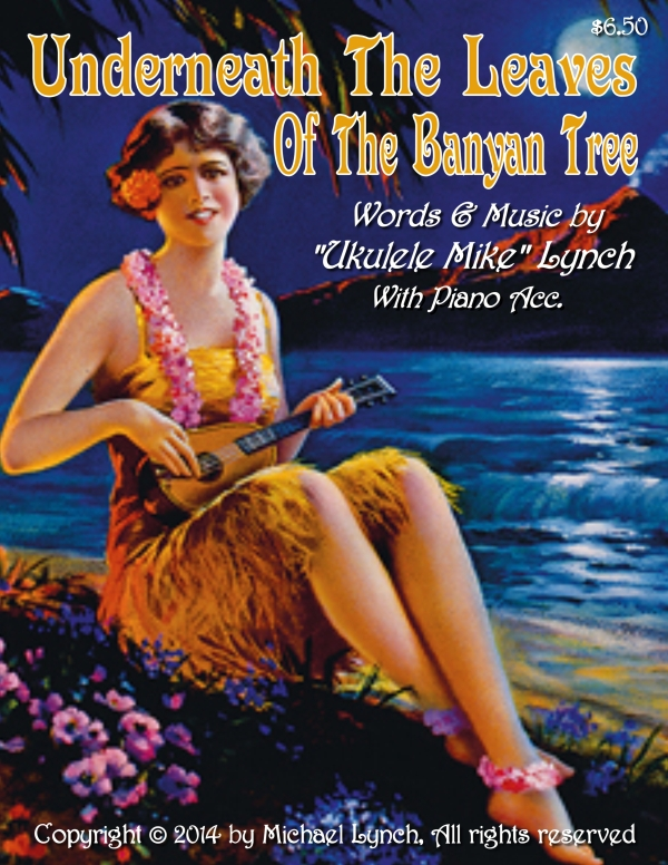 Banyan Tree Template Cover Sheet Music