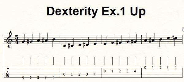 Dex 1 Up
