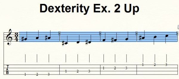 Dex 2 up