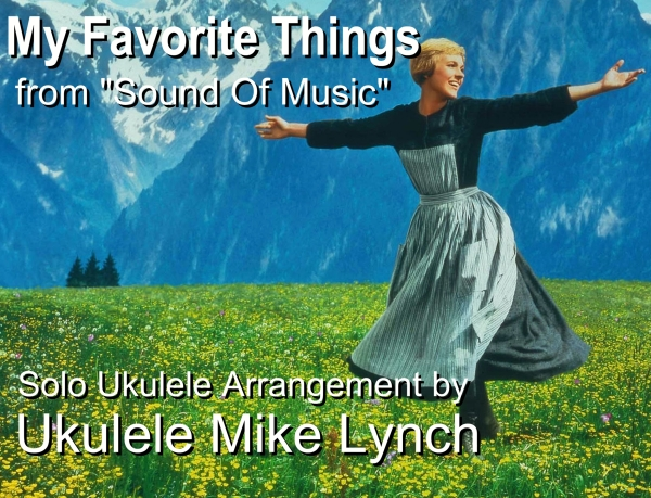 My Favorite Things Header Picture