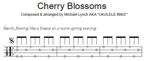 Cherry Blossom clip 1
