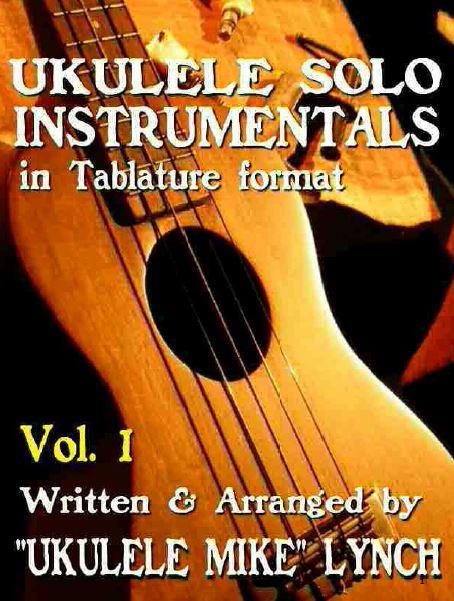 Ukulele Solo Instrumental eBook 2013 enlarged edition