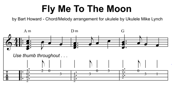 FLy Me Music 1