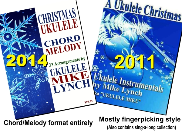 2 christmas comparison slide with shadow