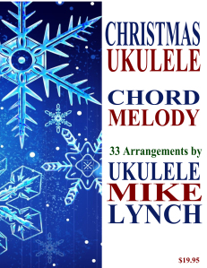 Christmas Chord Melody eBook template