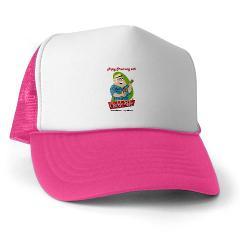 Trucker cap pink