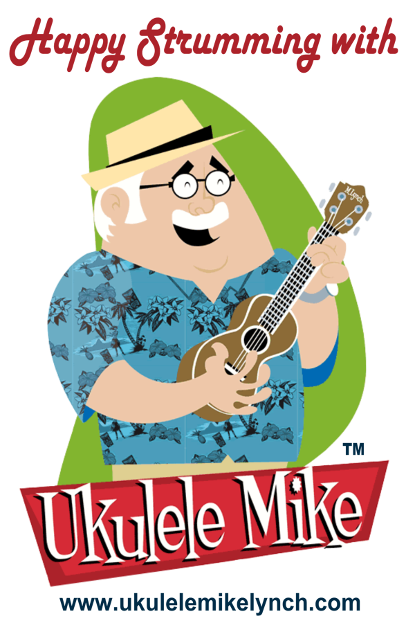 Ukulele Mike Mug Image transparent