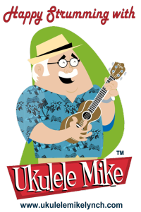 Ukulele Mike Mug Image transparent
