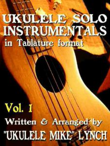 Ukulele Solo Instrumental eBook 2013 enlarged edition