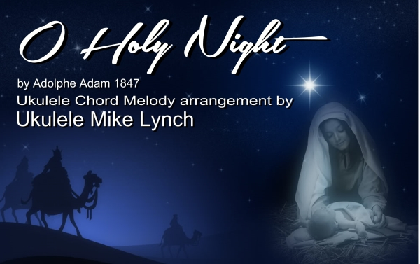 o holy night complete opening slide