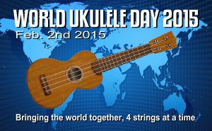 World Ukulele Day 2015 Promo Poster