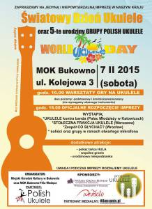 World Ukulele Day in Poland