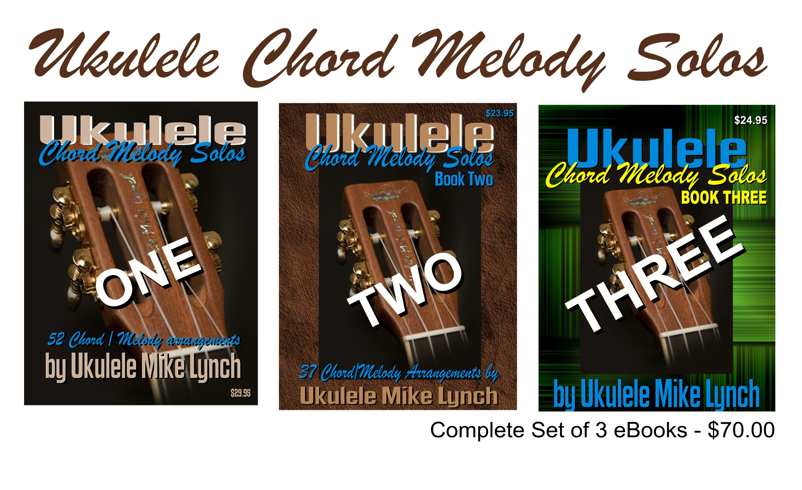 The recognized leading chord melody library ukulele mike chord master series banner corrected prices now all hexwebz Image collections