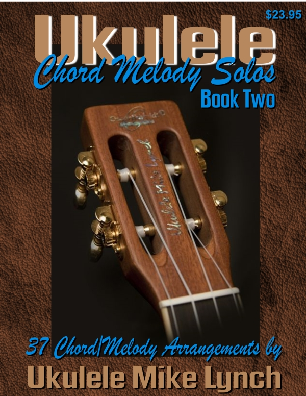 Chord Melody Books 2 Cover 37 songs