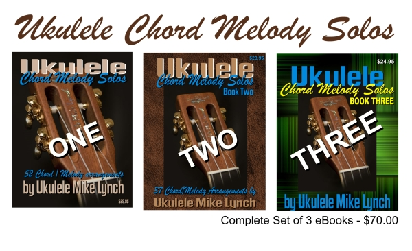 Chord Melody Series Banner
