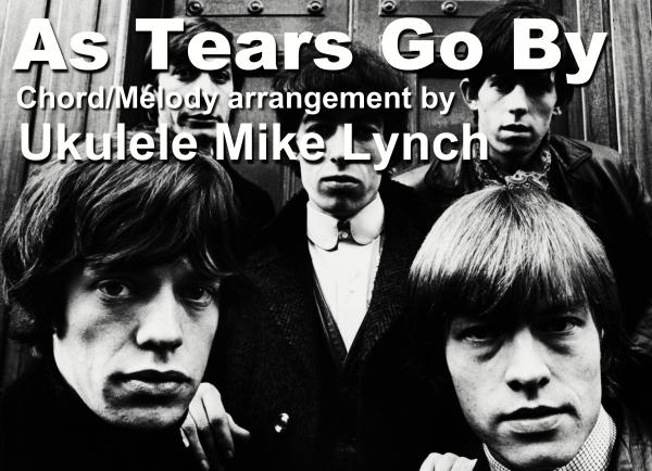 As Tears blog header