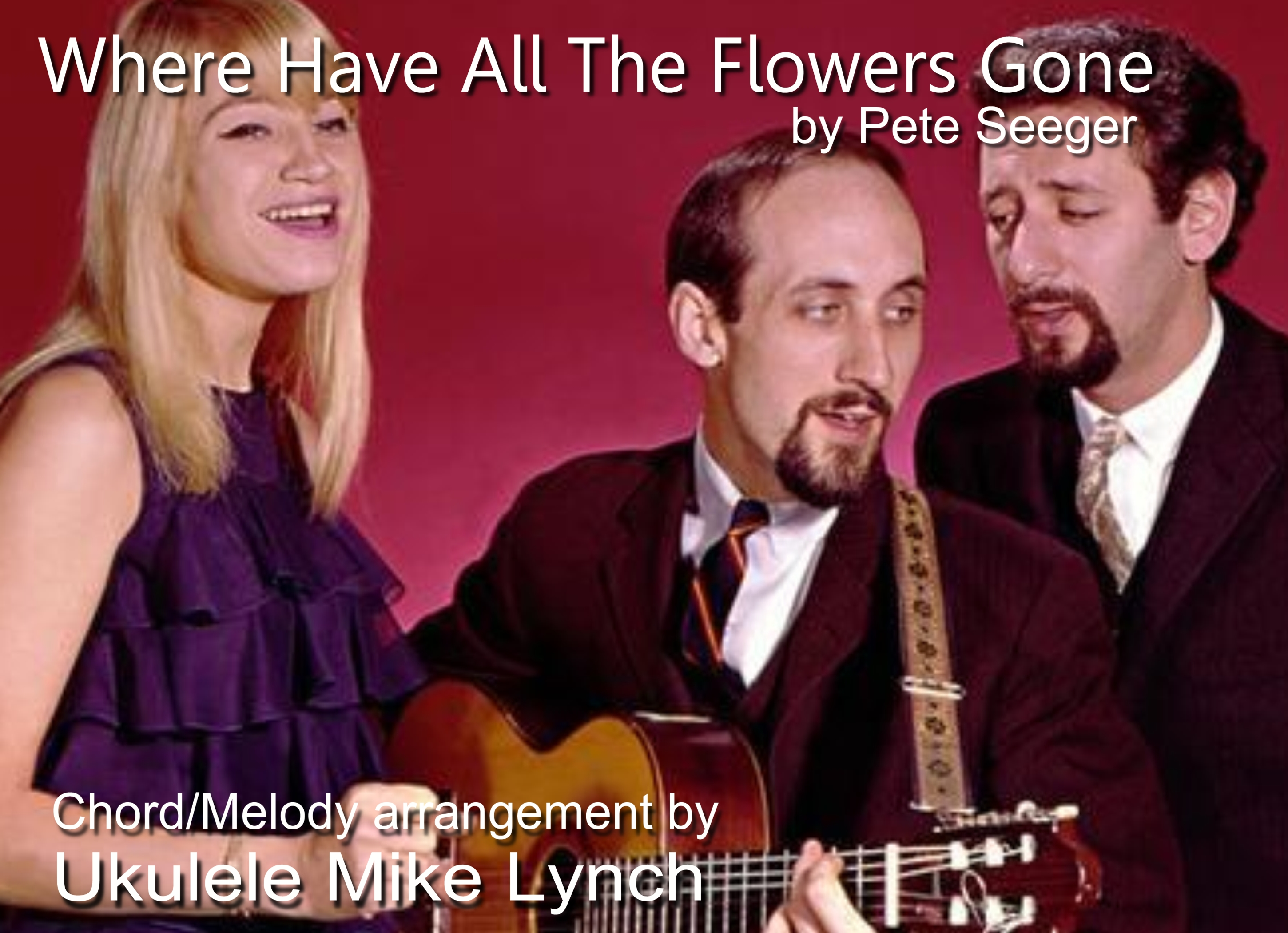 Where Have All The Flowers Gone By Pete Seeger