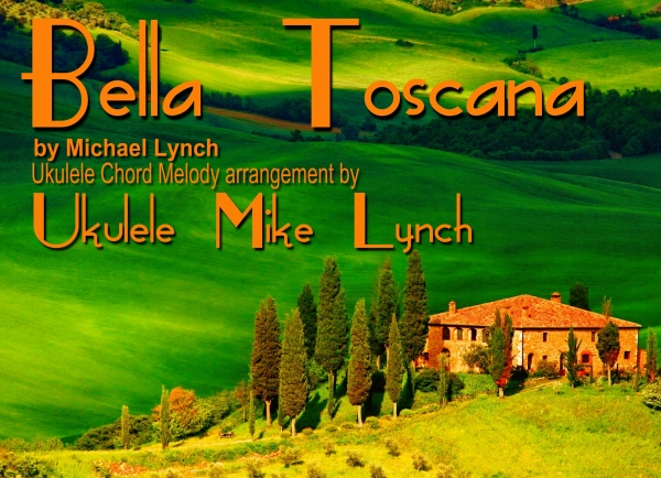 Bella toscana blog header