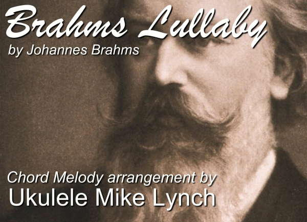 Brahms lullaby by johannes brahms chordmelody arrangement brahms blog header fandeluxe Image collections