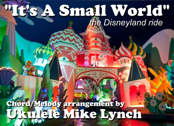Small World Blog Header