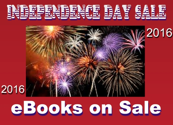 July 4 sale header