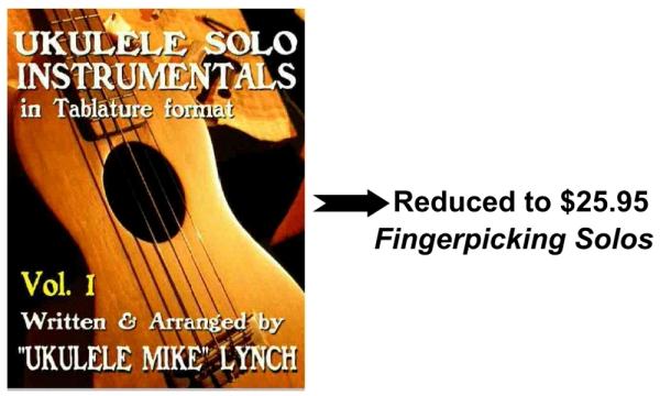Ukulele Solos fingerpicking