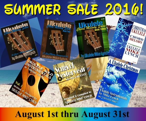 Summer sale blog header