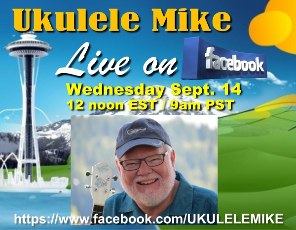 Live on Facebook show one