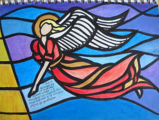 art-journal-angel-in-black1